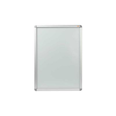 Portacartel mural con marco de aluminio Nobo 1902211