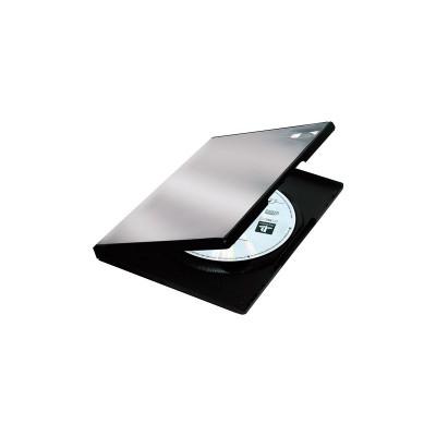 Caja CD/DVD con carátula Fellowes 83357