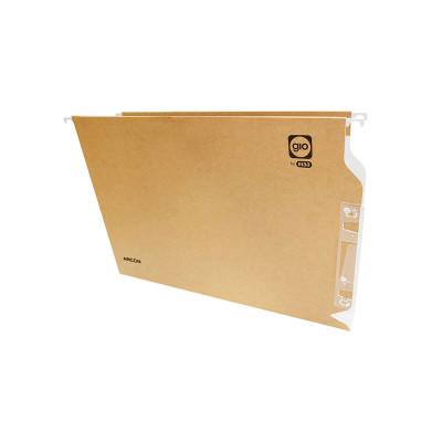 Carpeta colgante visor lateral varilla metálica A4 lomo U Gio by Elba Arcón 400021925