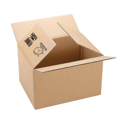 Caja de embalaje canal sencillo FIXOPACK 515x305x500 0018101