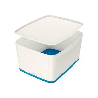 Caja de almacenamiento con tapa Leitz MyBox 5216-10-36