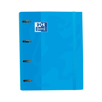 Carpeta con anillas A4+ con recambio Oxford European Binder 400109184