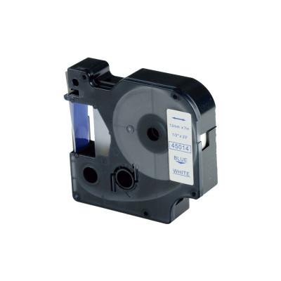 Cinta rotuladora electrónica Dymo D1 12mm 45014