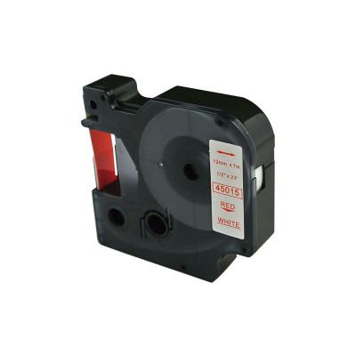 Cinta rotuladora electrónica Dymo D1 12mm 45015