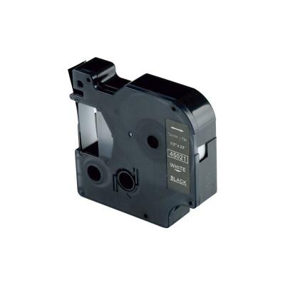 Cinta rotuladora electrónica Dymo D1 12mm 45021