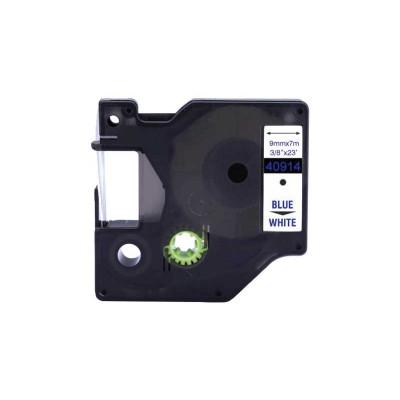 Cinta rotuladora electrónica Dymo D1 9 mm 40914