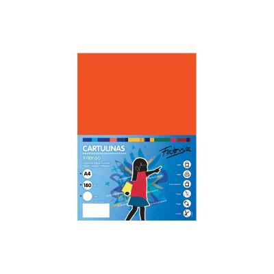 Cartulina de color  A4 Fabrisa 15461