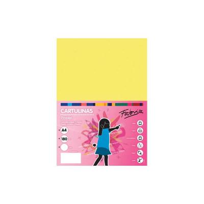 Cartulina de color  A4 Fabrisa 15454