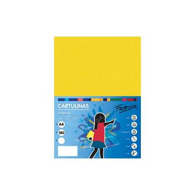 Cartulina de color  A4 Fabrisa 15460
