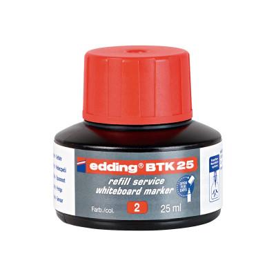 Tinta para rotulador de pizarra blanca Edding BTK25 BTK25002