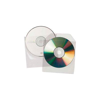 Funda CD/DVD plástico Fellowes 9831201