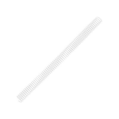 Espiral metálico paso 5:1 Fellowes 5113501