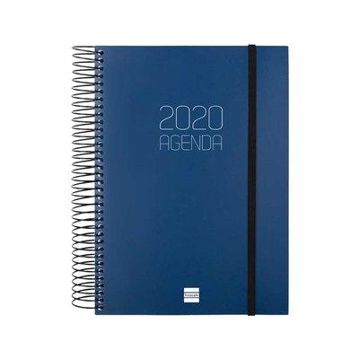 Agenda día página Finocam Opaque 15,5x21,2cm 742911020