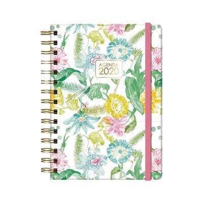 Agenda espiral día página Dohe Lara Costafreda Wild 15x21cm 12605