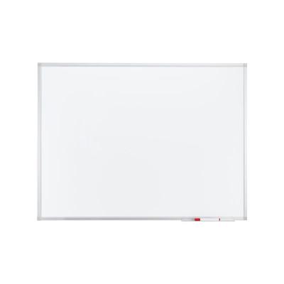 Pizarra blanca magnética acero lacado marco de aluminio A-Series SC3107