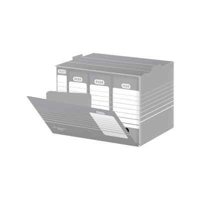 Contenedor para cajas de archivo definitivo Elba 100552040