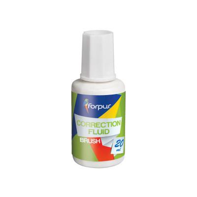 Corrector líquido 20ml Forpus FO50101