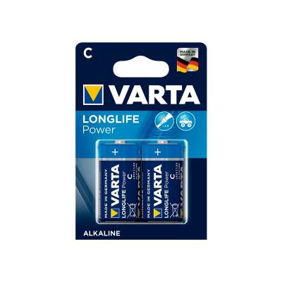 Pila alcalina Varta Longlife Power 4914121412