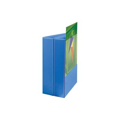 Carpeta de anillas canguro plástico A4 Forpus FO20062