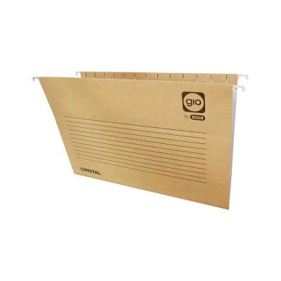 Carpeta colgante visor superior varilla metálica lomo V Gio by Elba 400021820