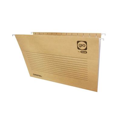 Carpeta colgante visor superior varilla metálica lomo V Gio by Elba 400021821