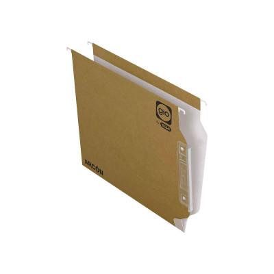 Carpeta colgante con visor lateral varilla metálica Gio by Elba 400021799