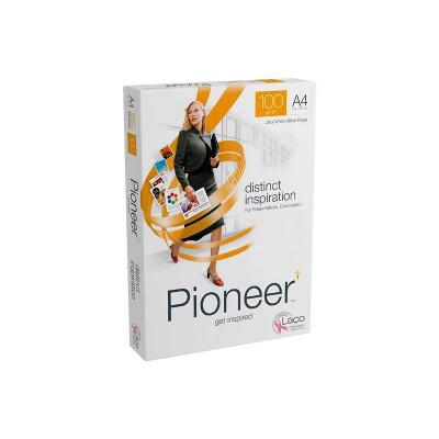 Papel fotocopiadora multifunción premium 100g Pioneer DISTINCT