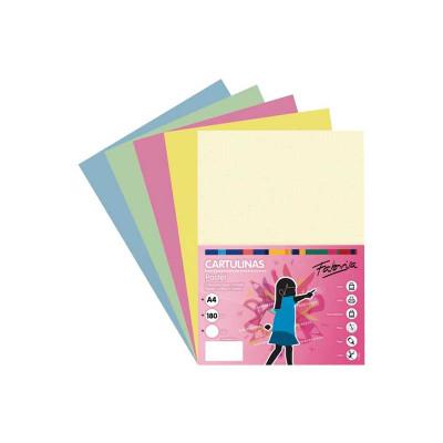 Cartulina de color  A4 Fabrisa 15448