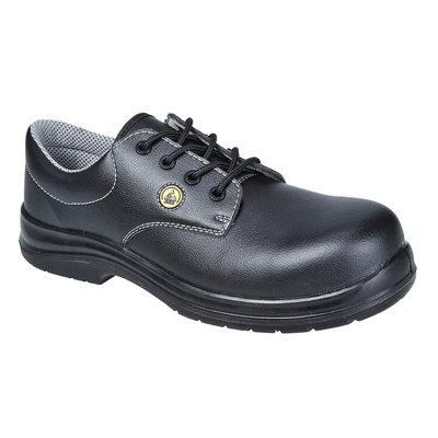 Zapato Portwest Compositelite ESD Laced S2 FC01BKR36