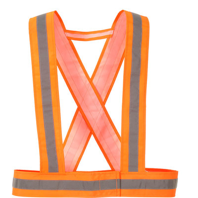 Tirantes de alta visibilidad Amarillo  R