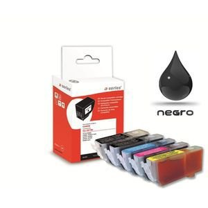 Inkjet compatible A-Series BROTHER LC-1100B 18ml negro LC1100BK
