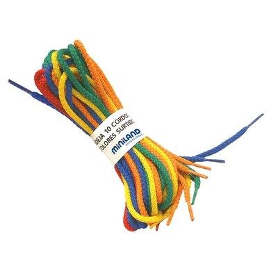 Madeja de 10 cordones ensartables