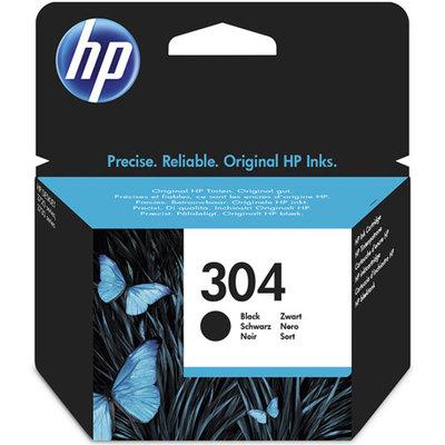 Cartucho inkjet HP 304 negro 120 páginas N9K06AE