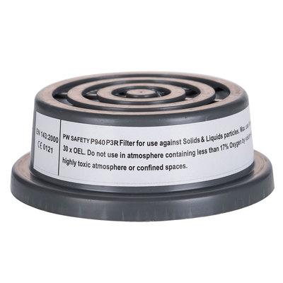 Filtro de partículas P3 con conexión de rosca especial P940GRR