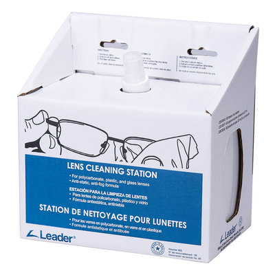 Toallitas estación de limpieza de lentes PA02WHR