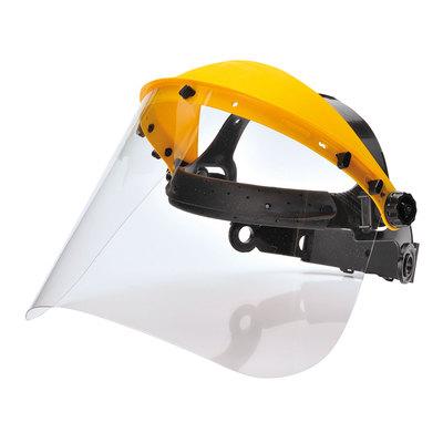 Frontal con visor incoloro PW91CLR