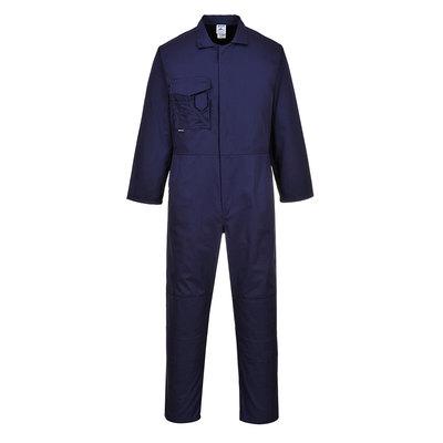 Mono Sheffield con bolsillos para rodilleras Azul Marino XL T