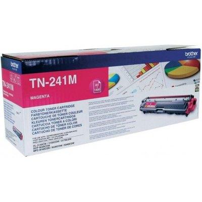 Tóner Brother TN-241 Magenta 1400 páginas TN241M