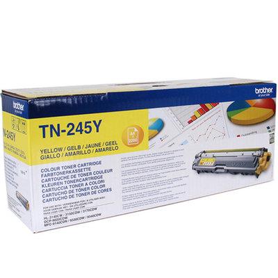 Tóner Brother TN-245 Amarillo 2200 páginas TN245Y