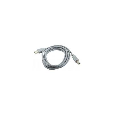 Cable Impresora Gembird Usb 2.0 B 1,8m Gris CCP-USB2-AMBM-6G