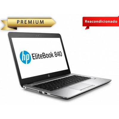 Portatil Ecorefurb Reacondicionado Hp 840 G3 I7-6 Gen 8gb 240ssd 14