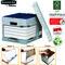 Contenedor para carpetas colgantes automático A4 Fellowes Bankers Box System