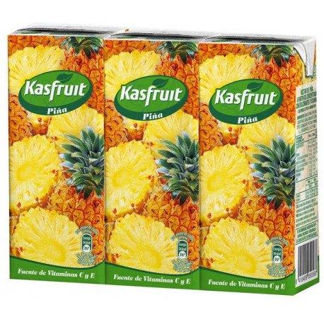 Zumos Kasfruit 200ml melocotón