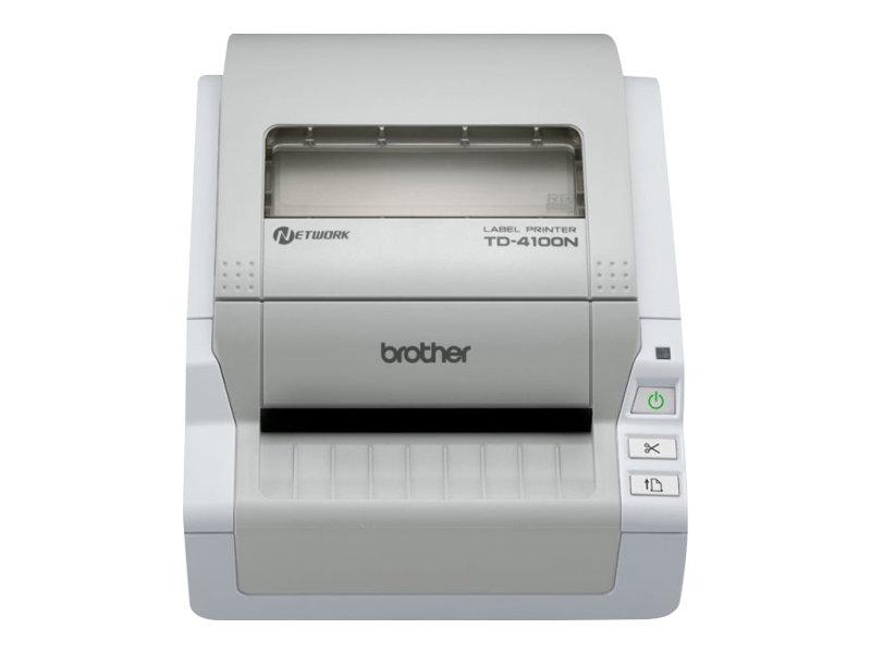 Impresora de etiquetas de papel térmicoBrother TD 4100N