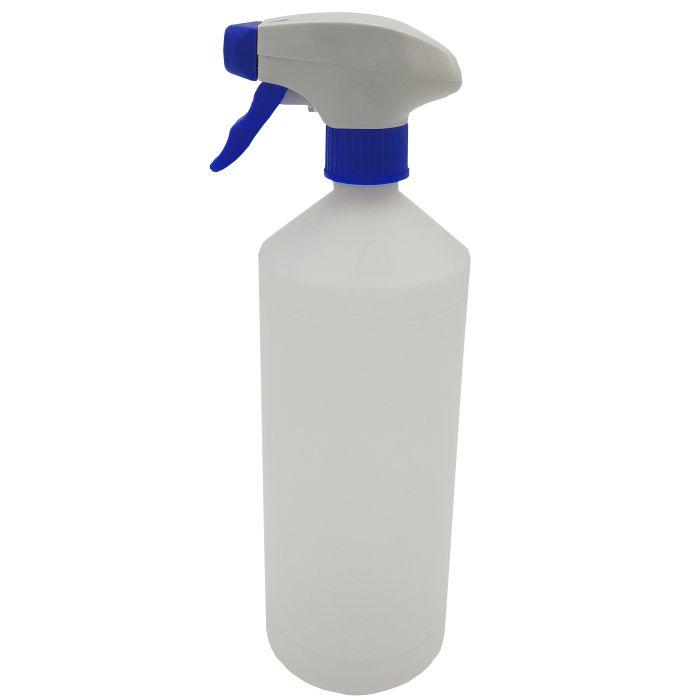 Botella con pulverizador