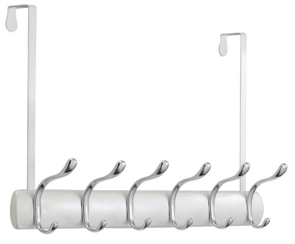 Colgador de puerta con 12 ganchos