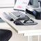 Reposamuñecas teclado espuma Fellowes Memory Foam 9178201
