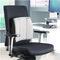 Respaldo de Espuma Ergonómico Gris Smart Suites 9190901