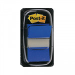 Dispensador de banderitas Post-it Index azul