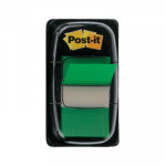 Dispensador de banderitas Post-it Index verde